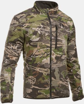 Men's UA Stealth Reaper Extreme Wool Jacket  1 Color $229.99