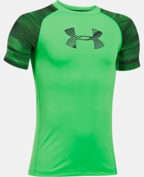 Boys' HeatGear® Armour Train to Game Shirt  1 Color $18.74