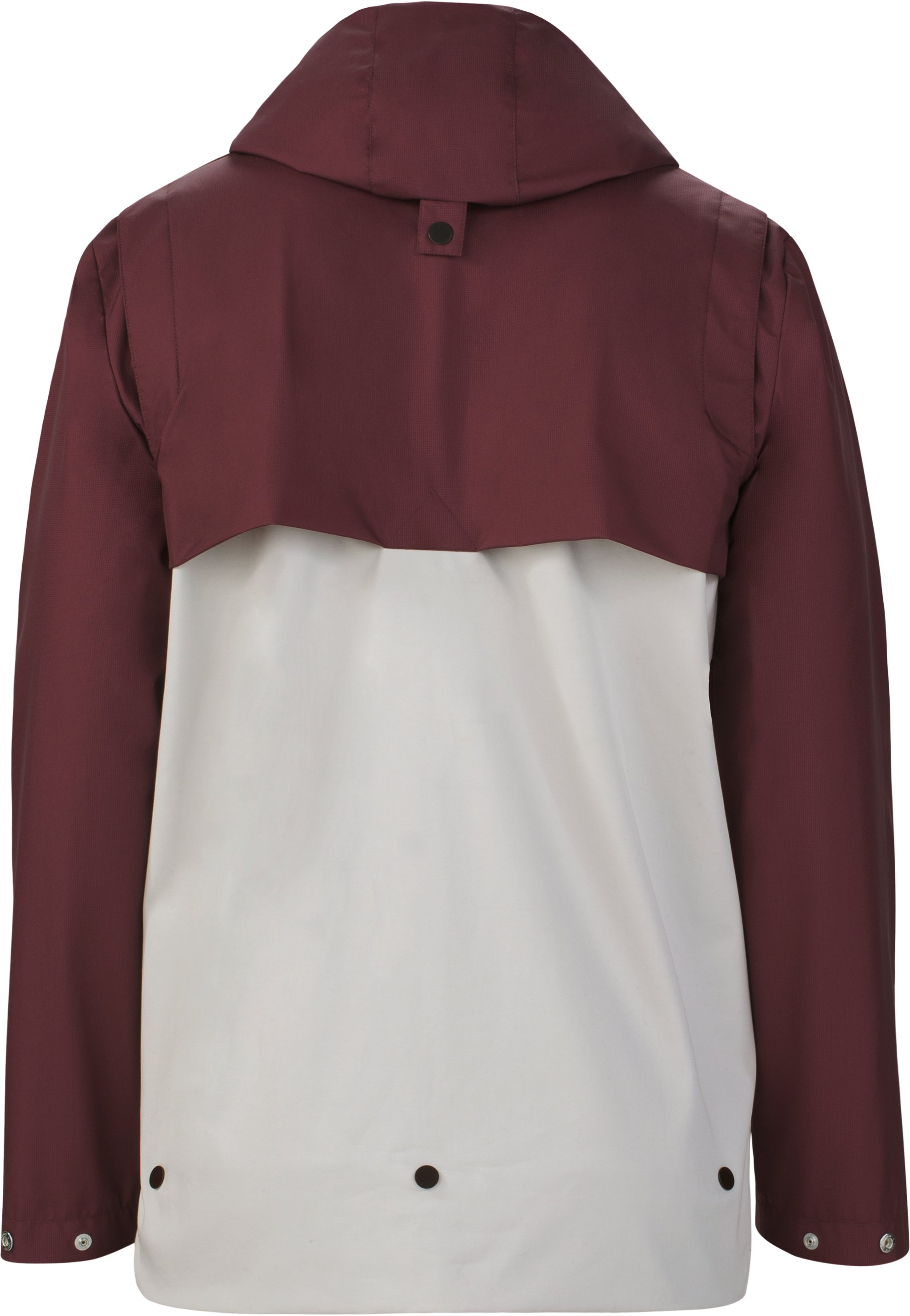 Men's UAS Coxswain Graphic Jacket, Burgundy,