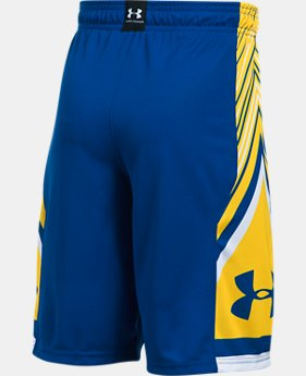 Boys' UA Space the Floor Shorts  2 Colors $34.99