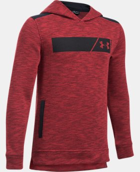 Boys' UA Select Fleece Hoodie  1 Color $37.49