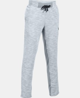 Boys' UA Select Fleece Pants  2 Colors $44.99