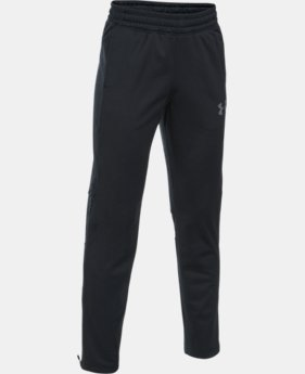 New Arrival  Boys' UA Select Warm-Up Pants  1 Color $59.99