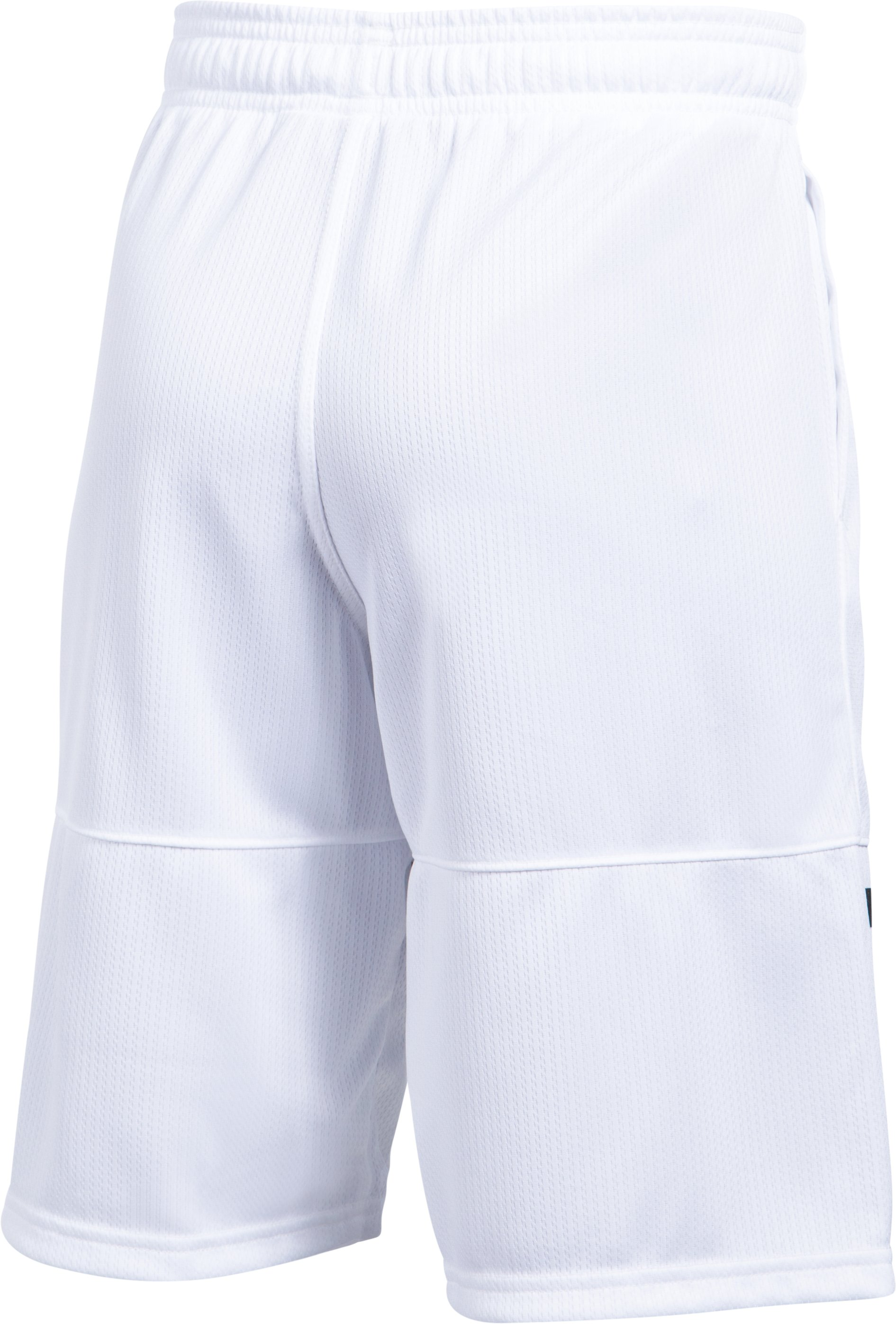 Boys' SC30 Spear Shorts, White, undefined