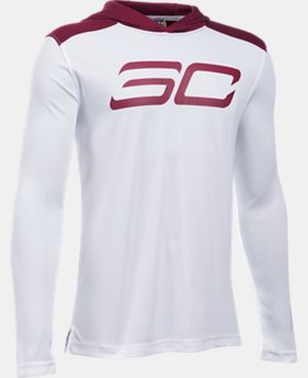 Boys' SC30 Shooting Shirt  1  Color Available $26.99 to $33.99