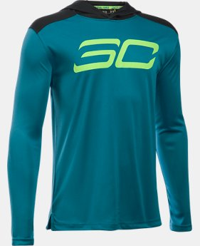 Boys' SC30 Shooting Shirt  4 Colors $44.99