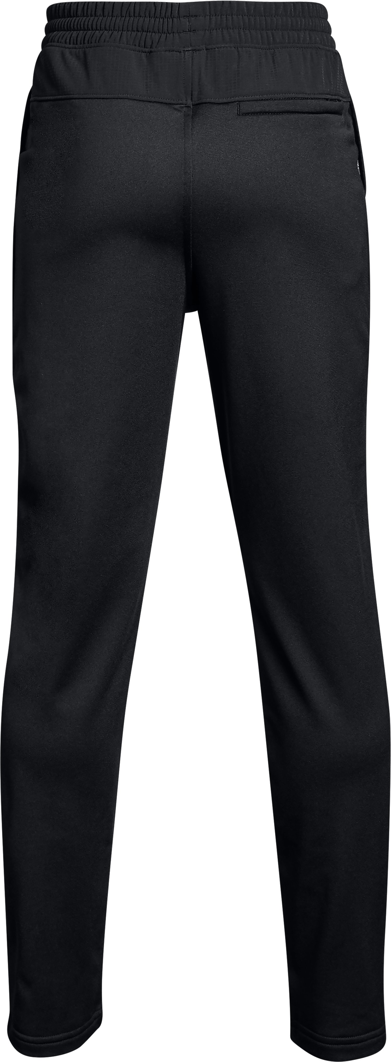 Boys' SC30 Warm-Up Pants, Black , undefined