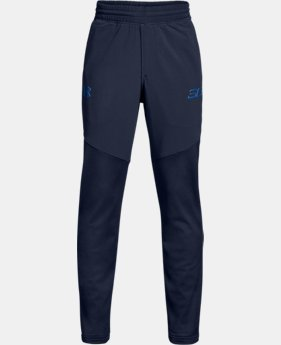 Boys' SC30 Warm-Up Pants  1 Color $64.99