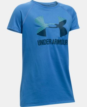 PRO PICK Girls' UA Big Logo T-Shirt  1 Color $11.99 to $14.99