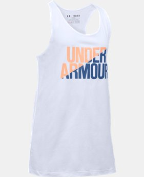 Girls' UA Under Armour Tank  3 Colors $19.99