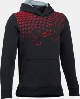 Boys' UA Threadborne™ Tilt Hoodie  5 Colors $44.99