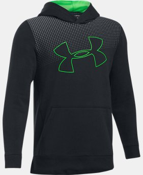 Boys' UA Threadborne™ Tilt Hoodie  1 Color $26.99 to $33.99