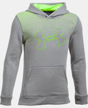 Boys' UA Threadborne™ Tilt Hoodie  2 Colors $44.99