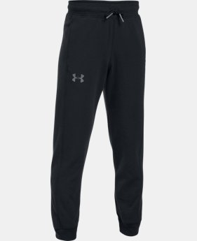 PRO PICK Boys' UA Threadborne™ Jogger LIMITED TIME OFFER 1 Color $31.49