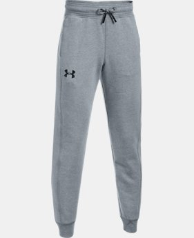 PRO PICK Boys' UA Threadborne™ Jogger LIMITED TIME OFFER 4 Colors $31.49