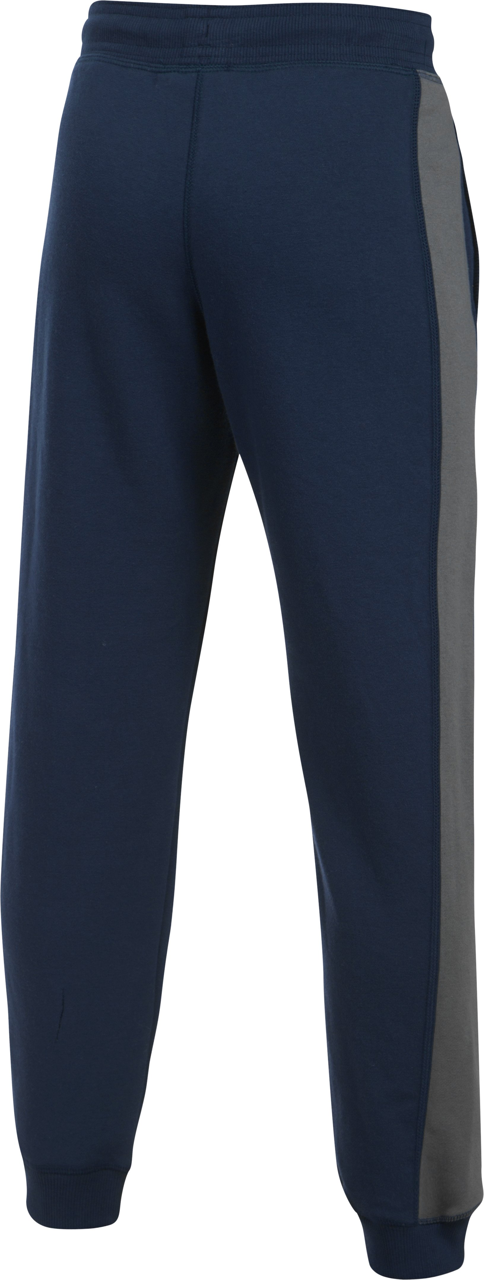 Boys' UA Threadborne™ Jogger, Midnight Navy,