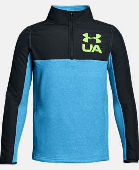 Boys' UA Phenom ¼ Zip   $54.99
