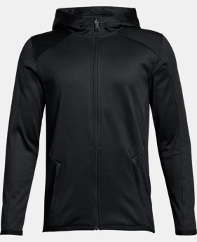 New Arrival Boys' ColdGear® Reactor Full Zip  1 Color $69.99