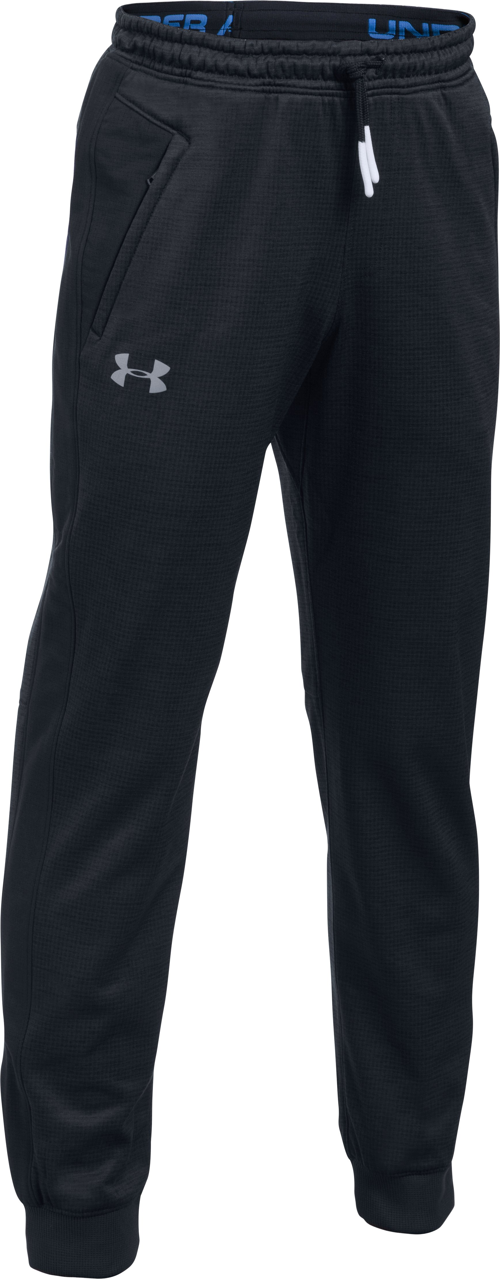 Boys' ColdGear® Reactor Pants, ANTHRACITE