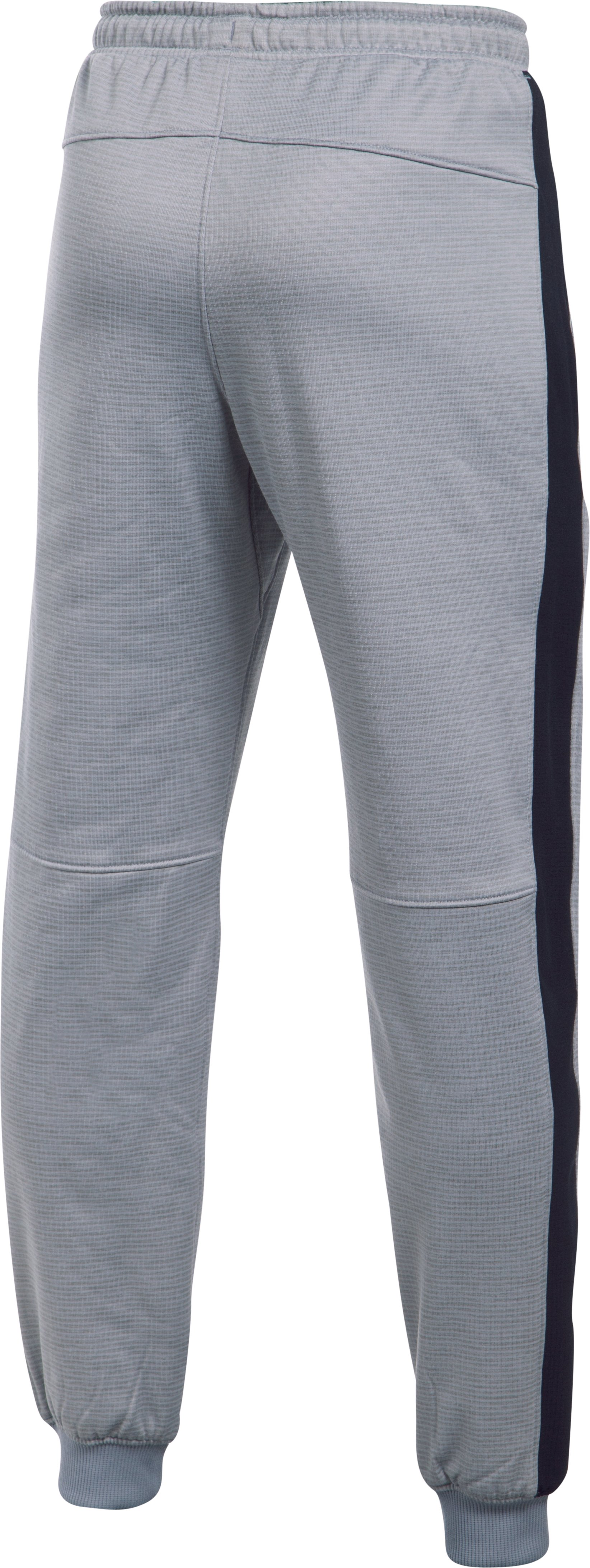 Boys' ColdGear® Reactor Pants, STEEL LIGHT HEATHER, undefined