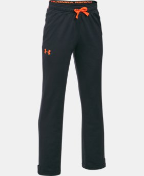 Boys' UA Brawler Slim Pants  3 Colors $39.99