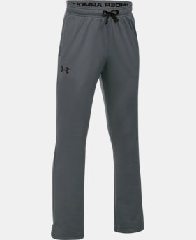 Boys' UA Brawler Slim Pants  2 Colors $34.99