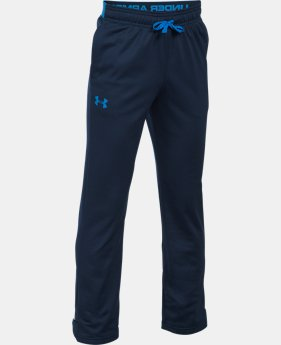 Boys' UA Brawler Slim Pants  1 Color $34.99