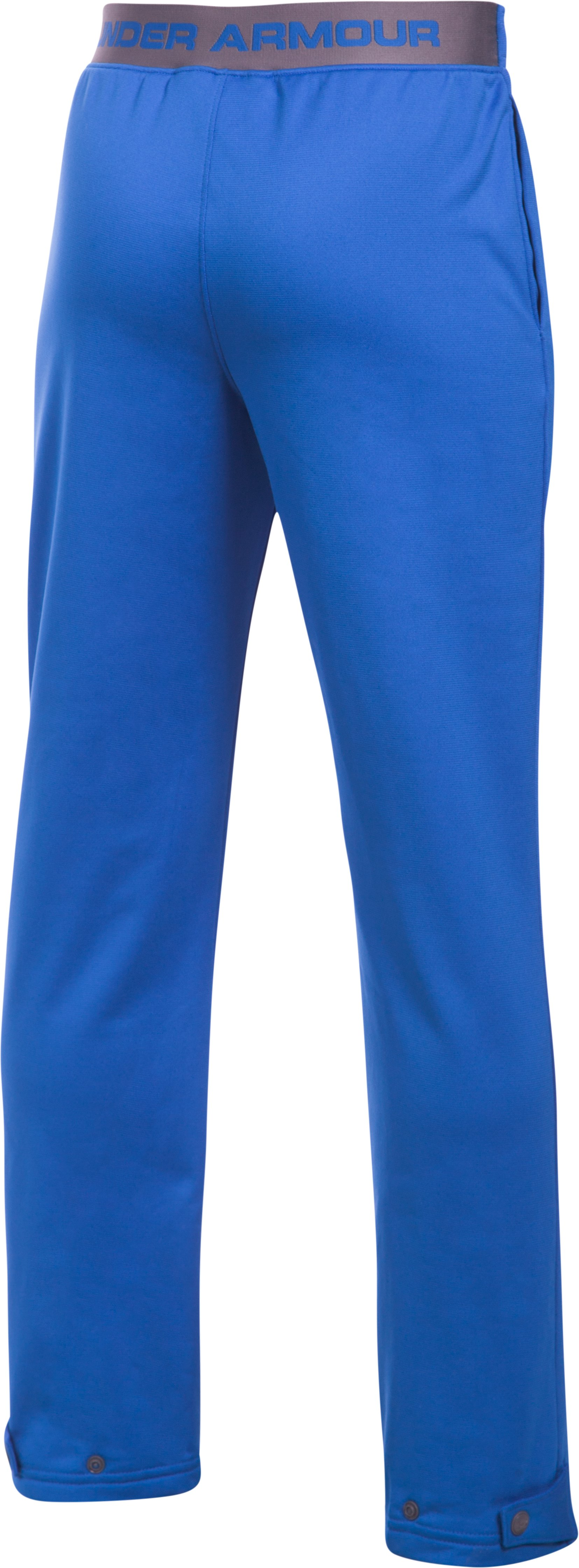 Boys' UA Brawler Slim Pants, ULTRA BLUE,