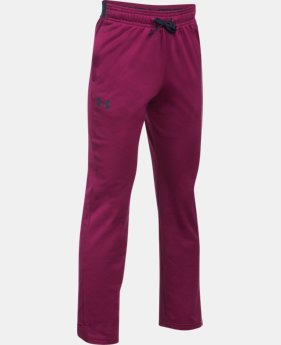 Boys' UA Brawler Slim Pants  1 Color $39.99