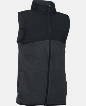 Boys' UA Phenom Vest LIMITED TIME OFFER 4 Colors $41.99