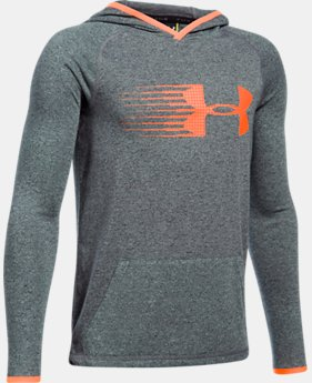 Boys' UA Threadborne™ Hoodie  1 Color $34.99