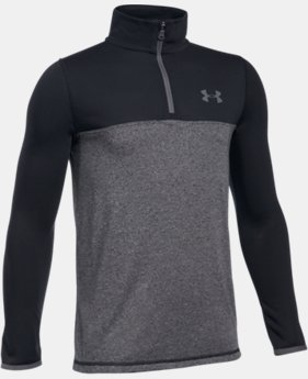Boys' UA Threadborne™ ¼ Zip  1 Color $34.99
