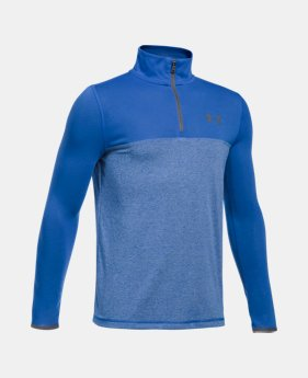 1c2121c9f Boys  UA Threadborne™ ¼ Zip 5 Colors Available  20.99 to  26.99