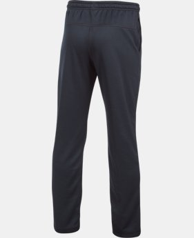 Boys' UA Tech™ Textured Pants  2 Colors $39.99