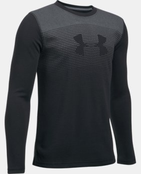 Boys' ColdGear® Infrared Long Sleeve  3 Colors $39.99