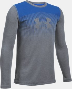 Boys' ColdGear® Infrared Long Sleeve  2 Colors $34.99
