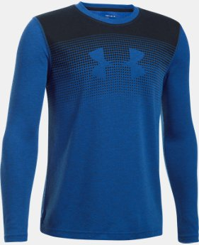 Boys' ColdGear® Infrared Long Sleeve  5 Colors $34.99