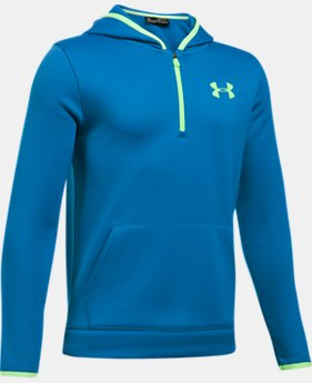 Boys' UA Storm Novelty Hoodie LIMITED TIME OFFER 1 Color $29.99