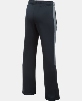 New to Outlet Boys' UA Storm Armour® Fleece Pants LIMITED TIME OFFER 6 Colors $29.99