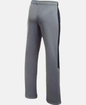 New to Outlet Boys' UA Storm Armour® Fleece Pants LIMITED TIME OFFER 2 Colors $29.99