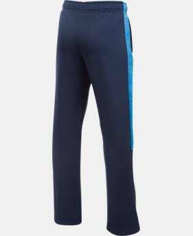 New Arrival  Boys' UA Storm Armour® Fleece Pants  1 Color $49.99