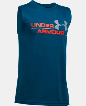 Boys' UA Double Header Tank   $19.99