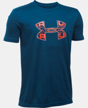 Boys' UA Infusion Logo T-Shirt  6 Colors $24.99