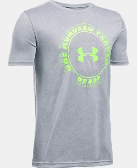 Boys' UA Beast Within T-Shirt  2 Colors $17.99 to $22.99