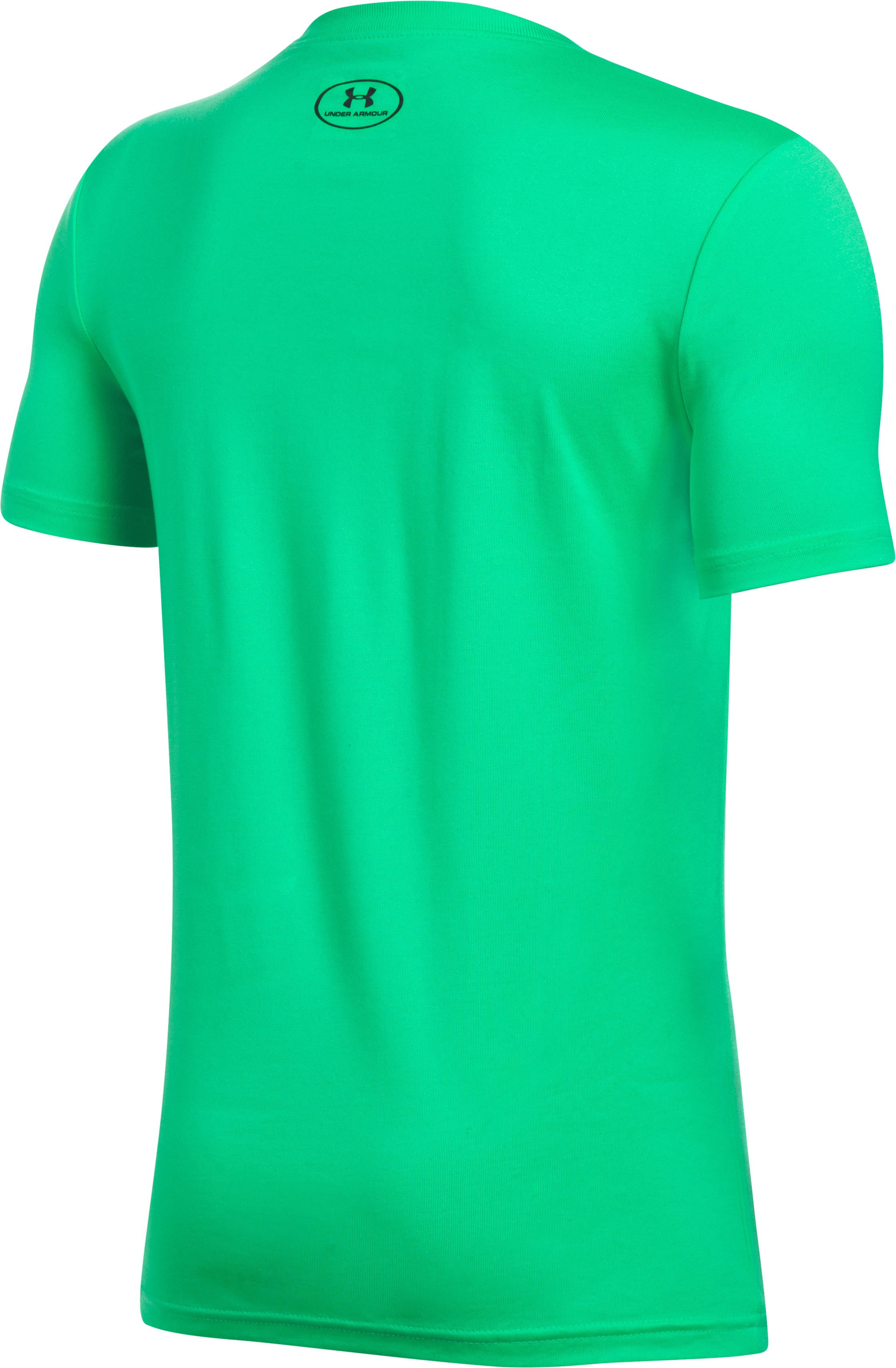 Boys' UA Beast Within T-Shirt, VAPOR GREEN