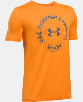 Boys' UA Beast Within T-Shirt  1 Color $14.24