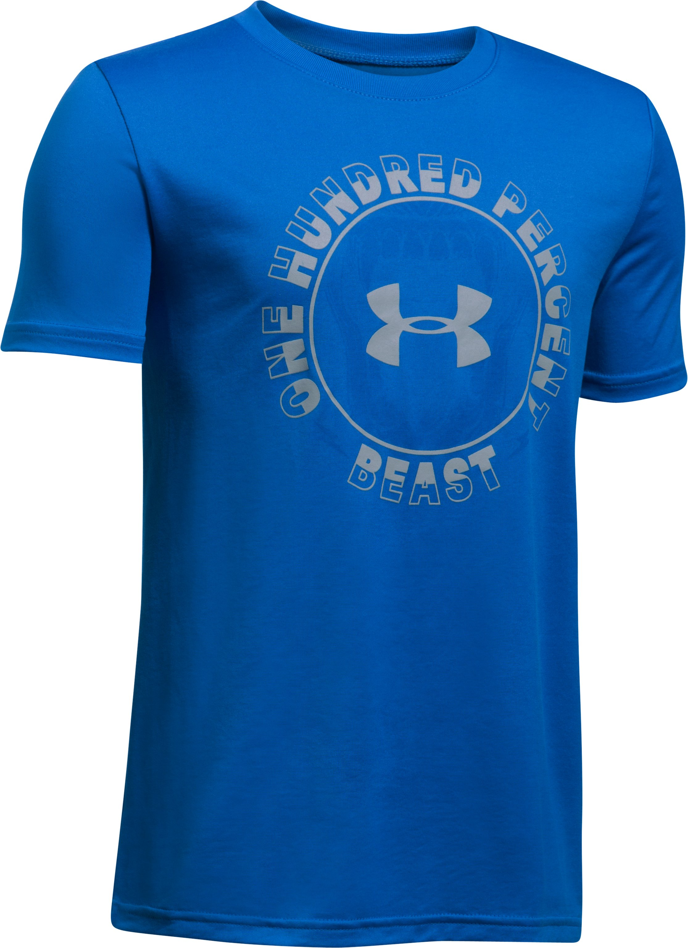 Boys' UA Beast Within T-Shirt, ULTRA BLUE, undefined