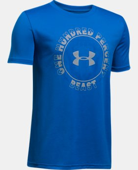 Boys' UA Beast Within T-Shirt  4 Colors $22.99