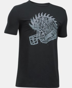 Boys' UA Never Retreat T-Shirt  1 Color $24.99