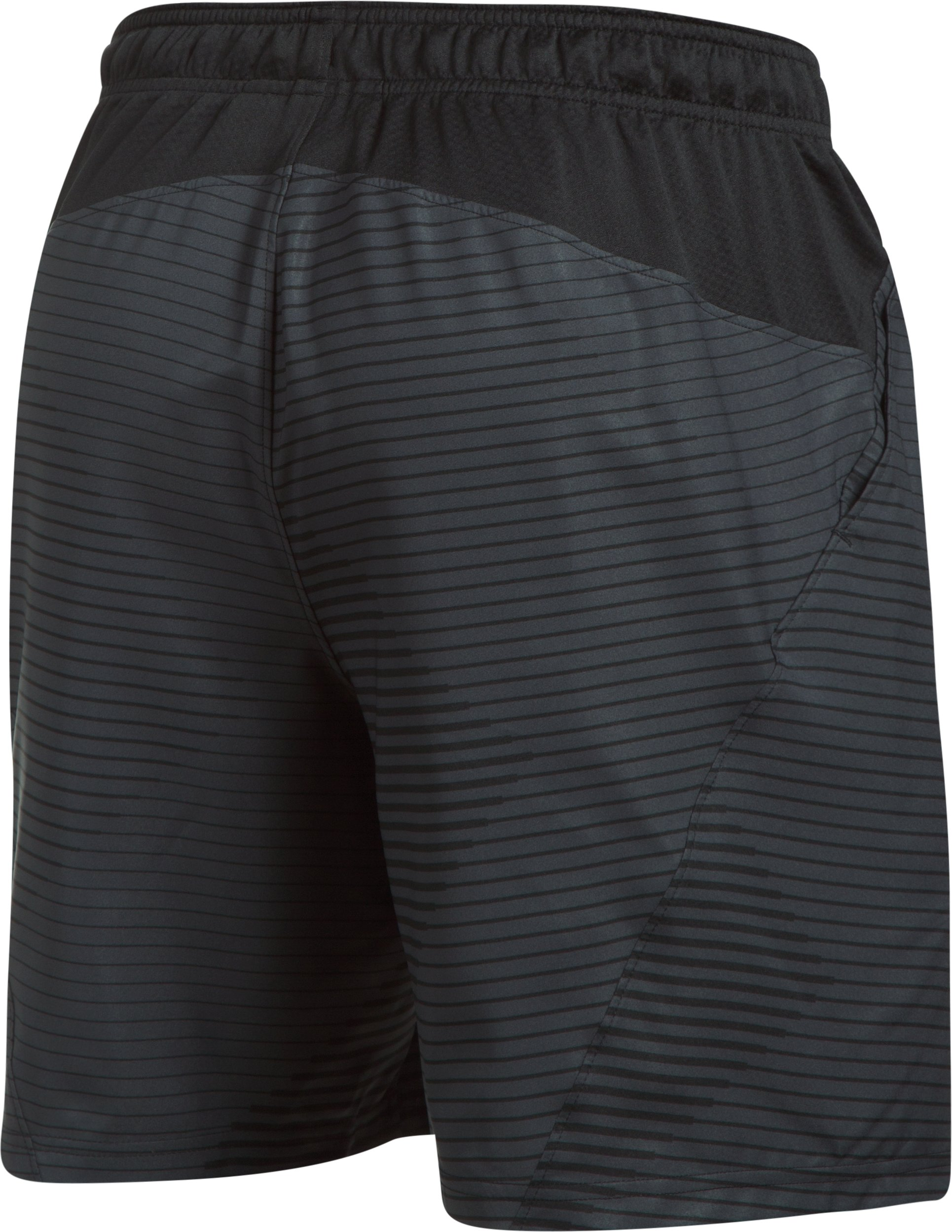 Men's UA Challenger Woven Shorts, Black , undefined